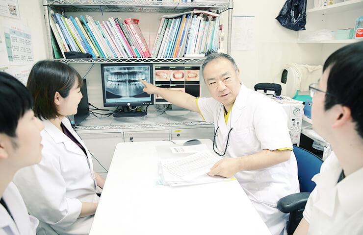 治療方針の検討